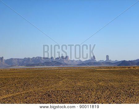 massif Ahaggar, south Algeria