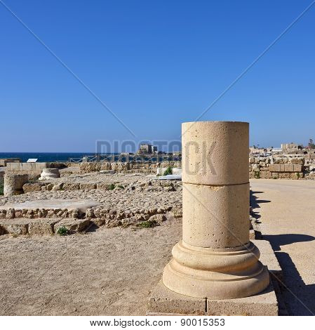 Caesarea, Israel