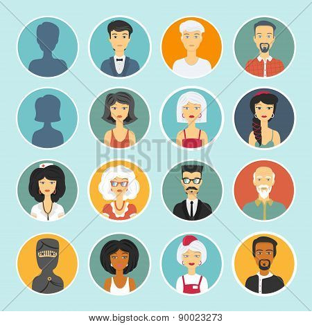 Set international avatars