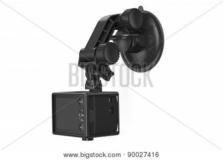 Dashboard Camera - Dvr With Car Holder