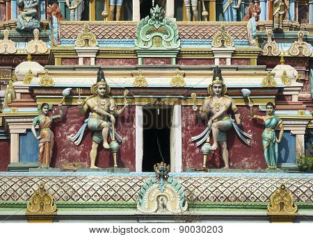 Two Dwarapalakas Door Keepers Of Lord Shiva. & Two Dwarapalakas Door Keepers Lord Image \u0026 Photo | Bigstock