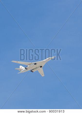 Tu-160 Military Plane