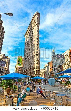 Flatiron In New York