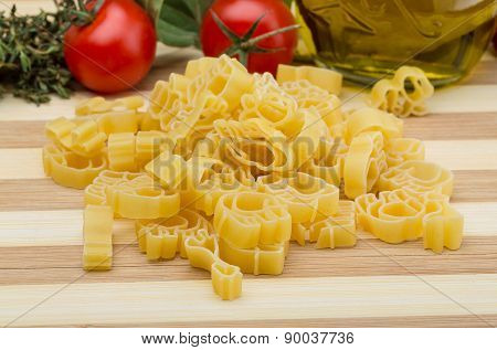 Pasta Animal