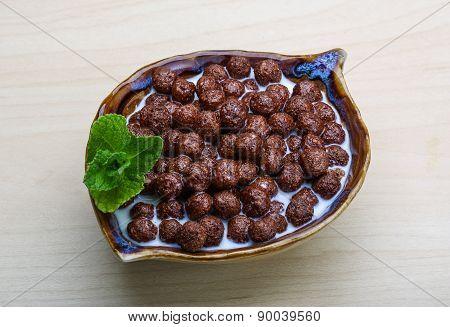 Breakfast Cereal Balls