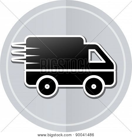 Van Sticker Icon