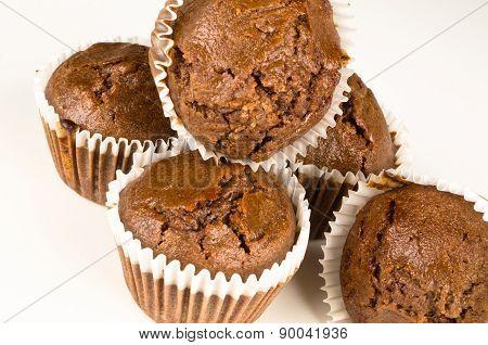 Chbocolate Muffins