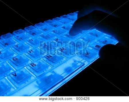 Lighted Keyboard