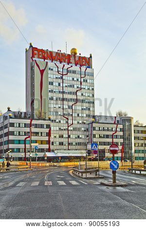 Most Famous District Heating In Vienna