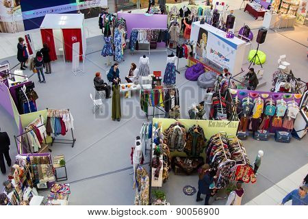 Market In Mall Aviapark