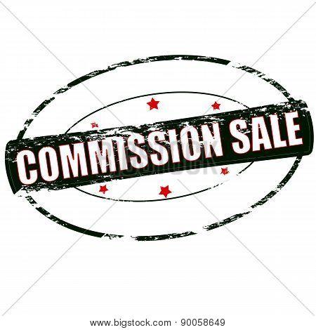 Commission Sale