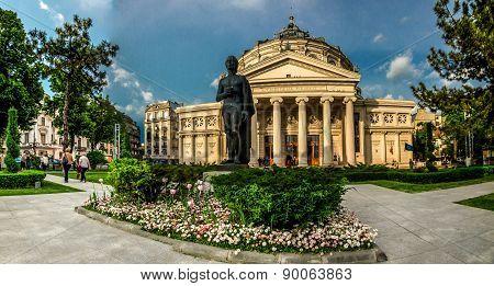 Bucharest -- Athenaeum