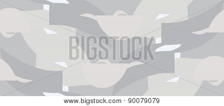 Seamless Gray Shapes