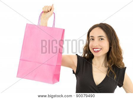 Shopping Bag With Copy Space