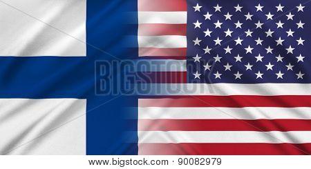 Usa And Finland.