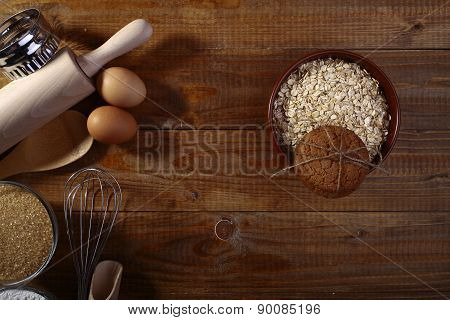 Ingredients For Baking Pastry