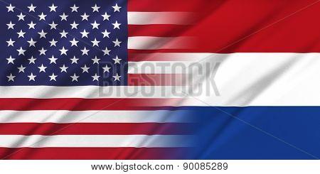 Usa And Netherlands.