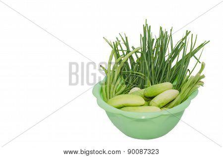 Vegetable In Bowl