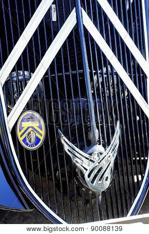 Citroen Front-wheel Drive Black