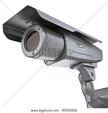 Metal video camera