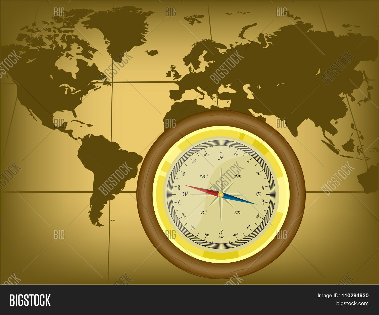 World Map Old Style.Old Style World Map Vector Photo Free Trial Bigstock