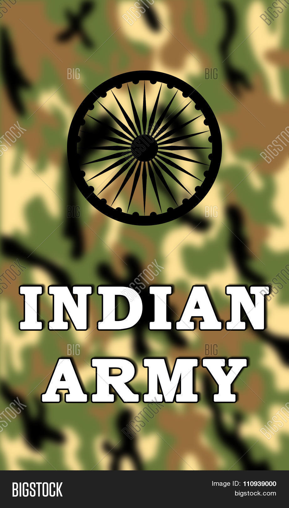 Indian Armymilitary Image Photo Free Trial Bigstock