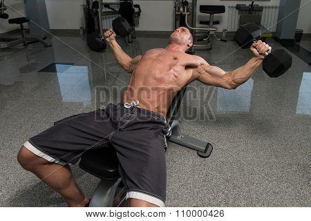 Dumbbells Exercise For Chest