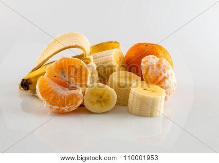 Banana And Tangerine