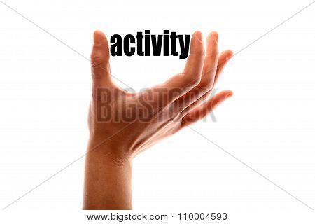 Smaller Activity Concept