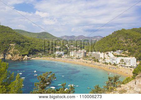 Cala de Sant Vicent, Ibiza Spain