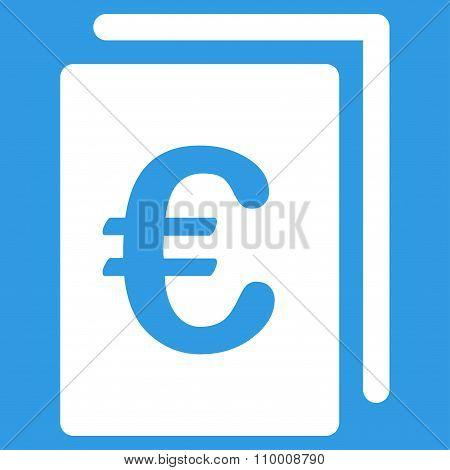 Euro File Icon