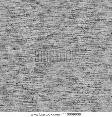 Grey fabric texture.