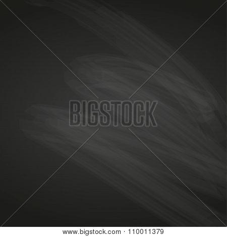 School Board Black Color Of Stylish Illistration