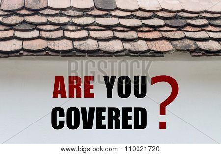 Are you covered question