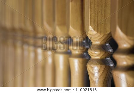 Baluster Closeup