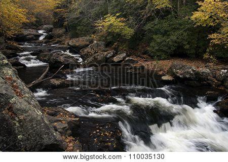 Cullasaja River Flow