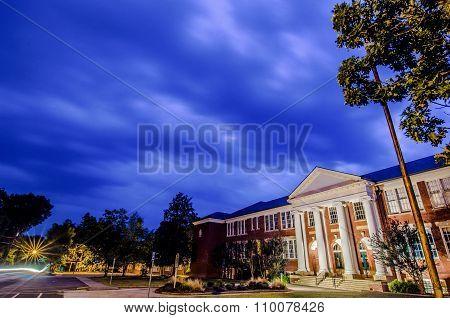 Historic White Rose City Of York South Carolina
