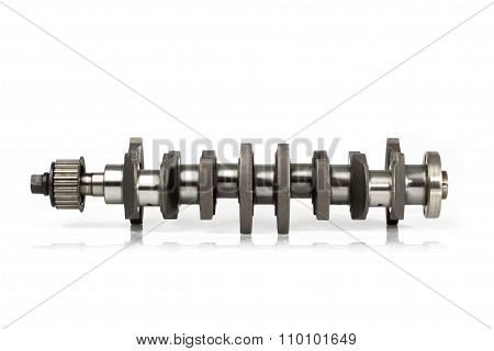 Crankshaft Of An Engine.