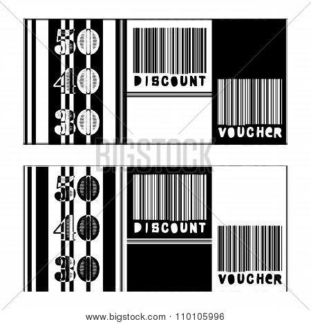 discount voucher template