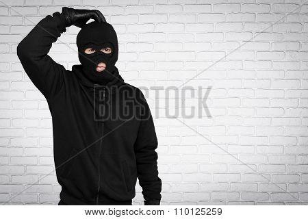 Burglar.