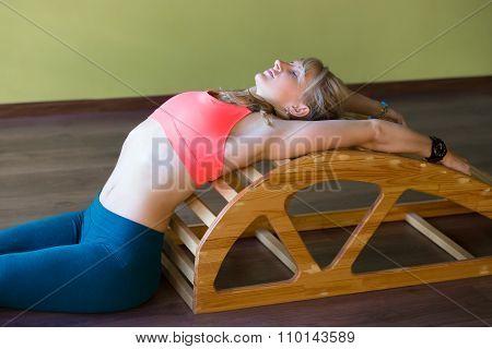 Exercises For Back On Yoga Backbender