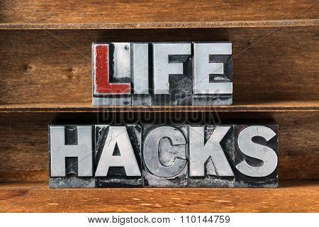 Life Hacks Tray