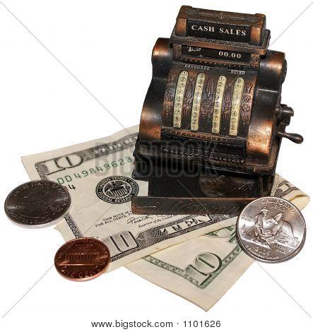 Cash Sales