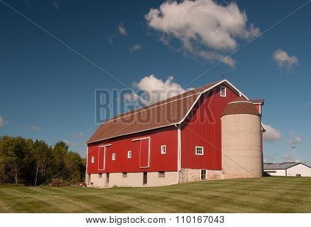 Beautiful Barn