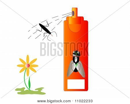 Insecticide insects and repellent