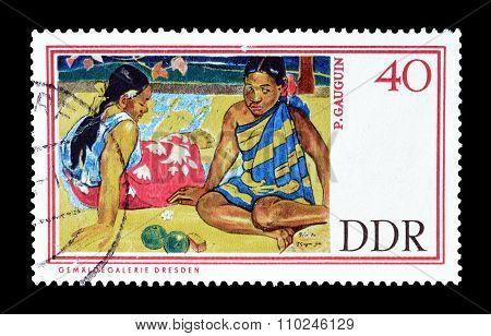 German Democratic Republic 1967