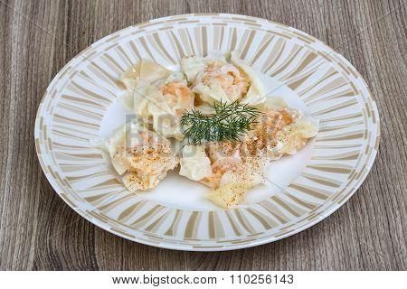 Shrimp Wanton