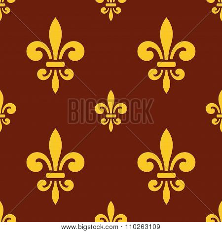 Royal Lily Pattern