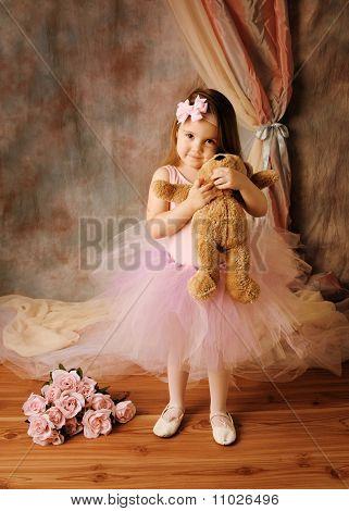 Little Ballerina Beauty