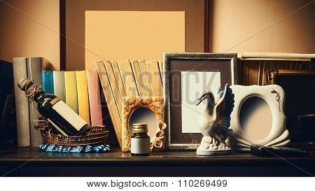 Memories On Shelf